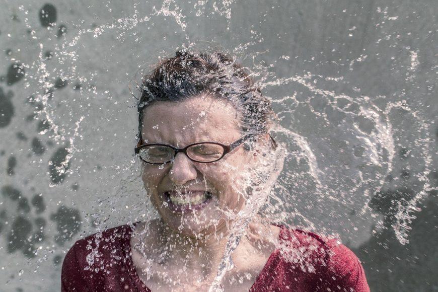 paura dell'acqua